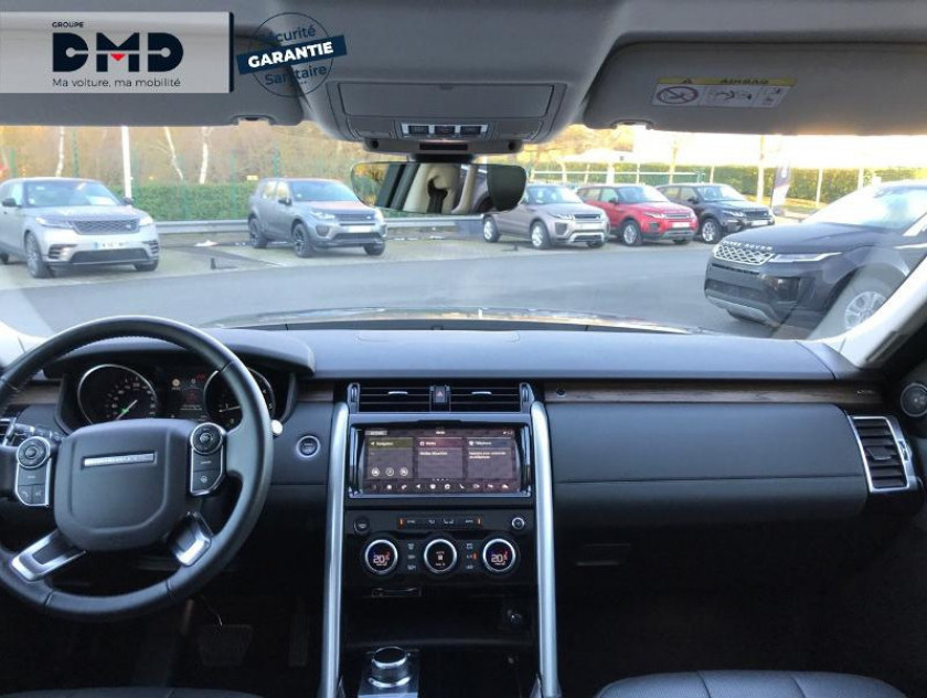 Land Rover Discovery 2.0 Sd4 240ch Hse - Visuel #5