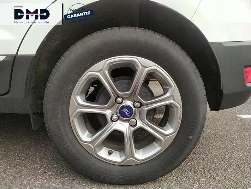 Ford Ecosport 1.0 Ecoboost 125ch Titanium - Visuel #13