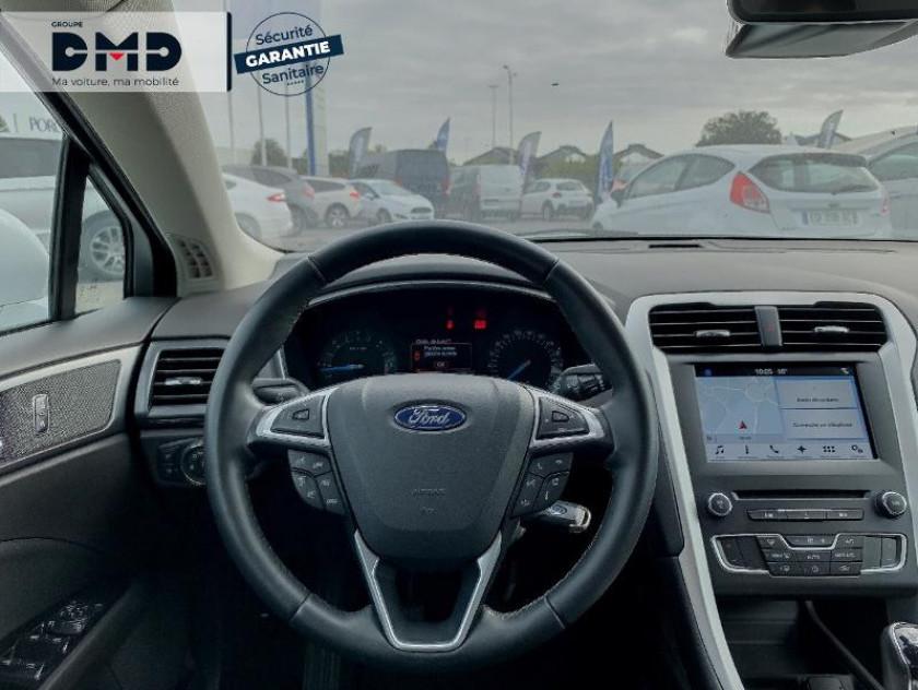 Ford Mondeo 2.0 Tdci 150ch Business Nav 5p - Visuel #7
