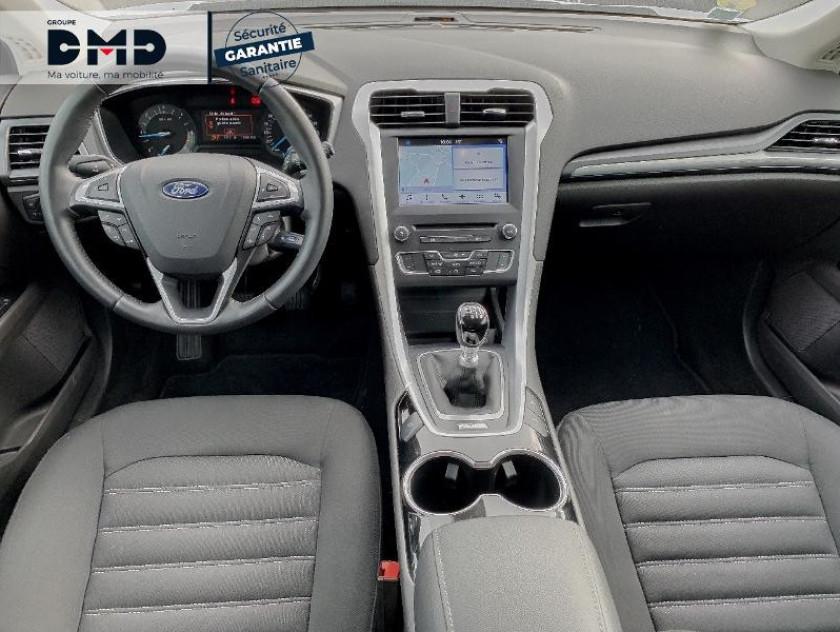 Ford Mondeo 2.0 Tdci 150ch Business Nav 5p - Visuel #5