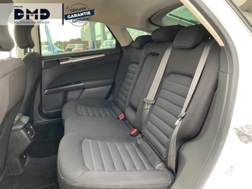 Ford Mondeo 2.0 Tdci 150ch Business Nav 5p - Visuel #10