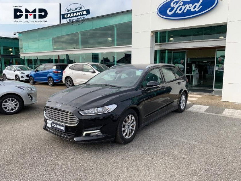 Ford Mondeo Sw 1.5 Tdci 120ch Econetic Business Nav - Visuel #14