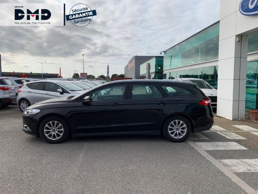 Ford Mondeo Sw 1.5 Tdci 120ch Econetic Business Nav - Visuel #2