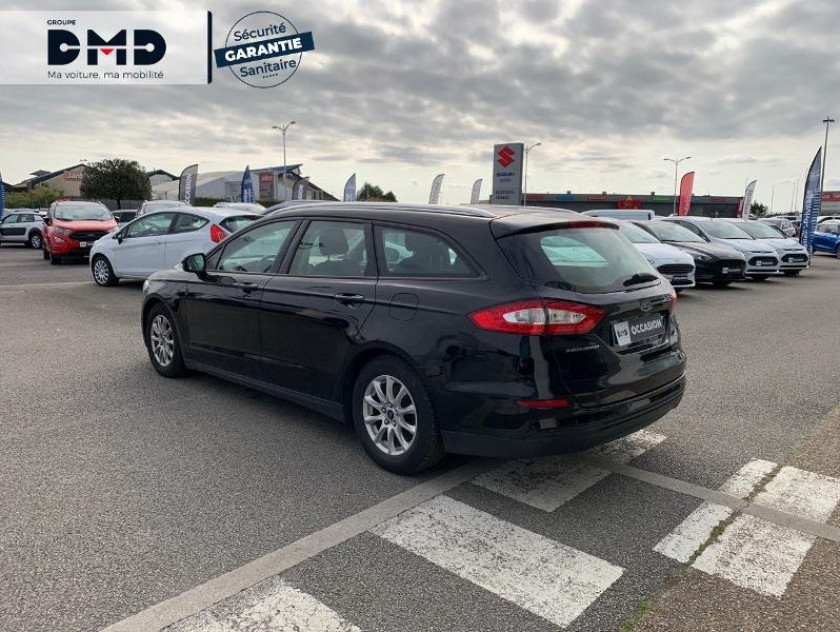 Ford Mondeo Sw 1.5 Tdci 120ch Econetic Business Nav - Visuel #3