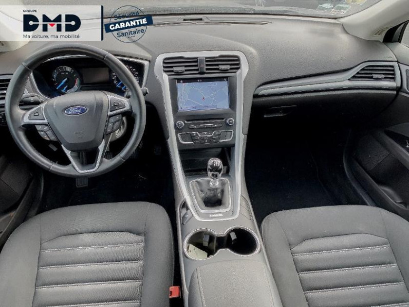 Ford Mondeo Sw 1.5 Tdci 120ch Econetic Business Nav - Visuel #5