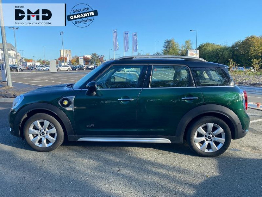 Mini Countryman Cooper Se 136ch + 88ch Chili All4 Bva - Visuel #2