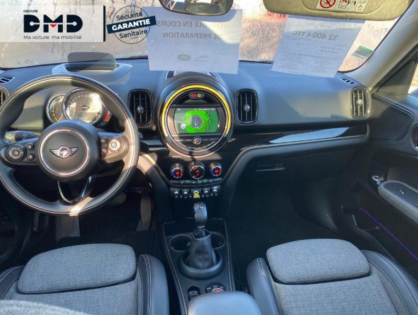 Mini Countryman Cooper Se 136ch + 88ch Chili All4 Bva - Visuel #5