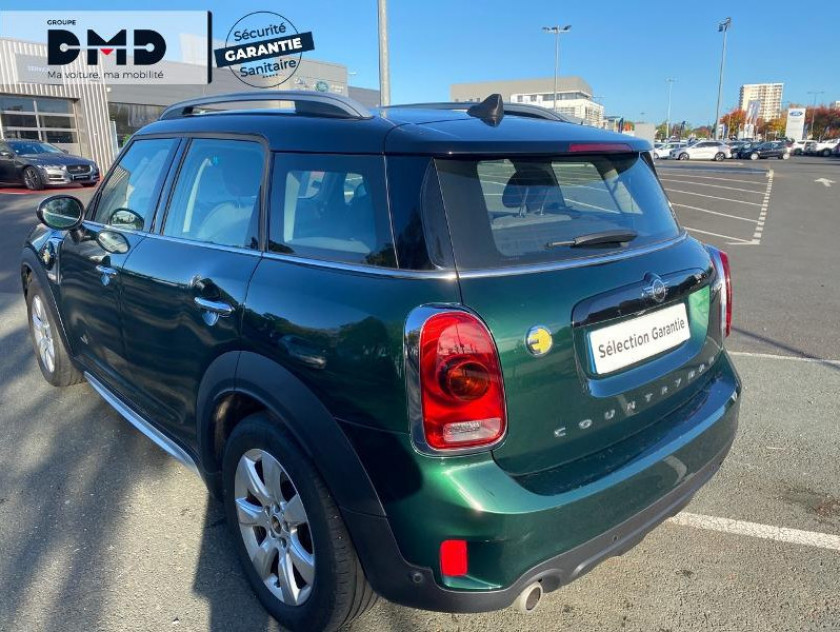 Mini Countryman Cooper Se 136ch + 88ch Chili All4 Bva - Visuel #3