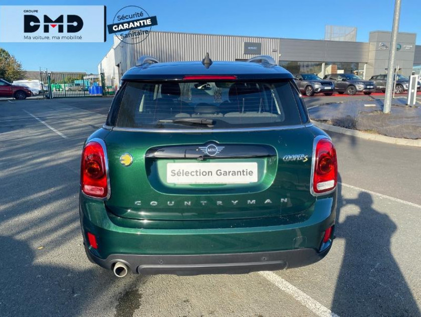 Mini Countryman Cooper Se 136ch + 88ch Chili All4 Bva - Visuel #11