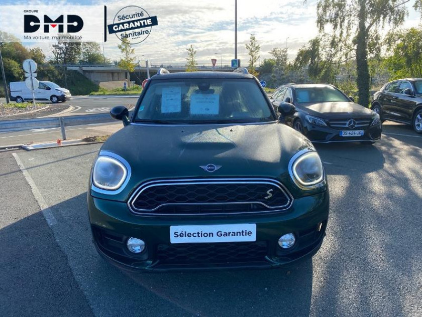 Mini Countryman Cooper Se 136ch + 88ch Chili All4 Bva - Visuel #4