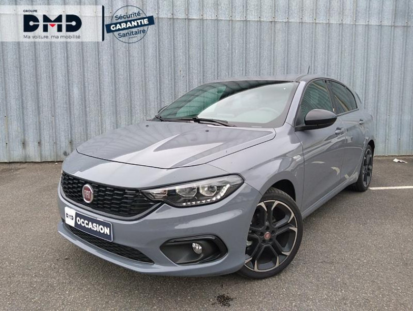 Fiat Tipo 1.4 T-jet 120ch Lounge S/s My19 5p - Visuel #3
