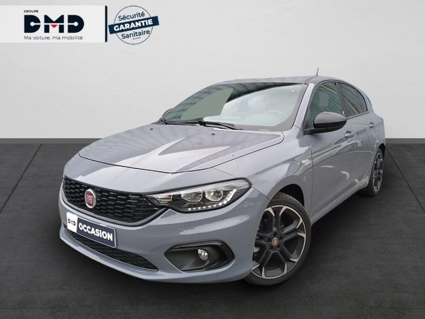 Fiat Tipo 1.4 T-jet 120ch Lounge S/s My19 5p - Visuel #1
