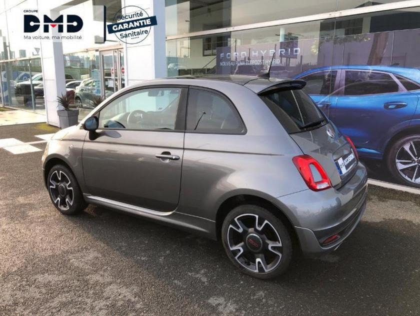 Fiat 500 1.2 8v 69ch S - Visuel #3