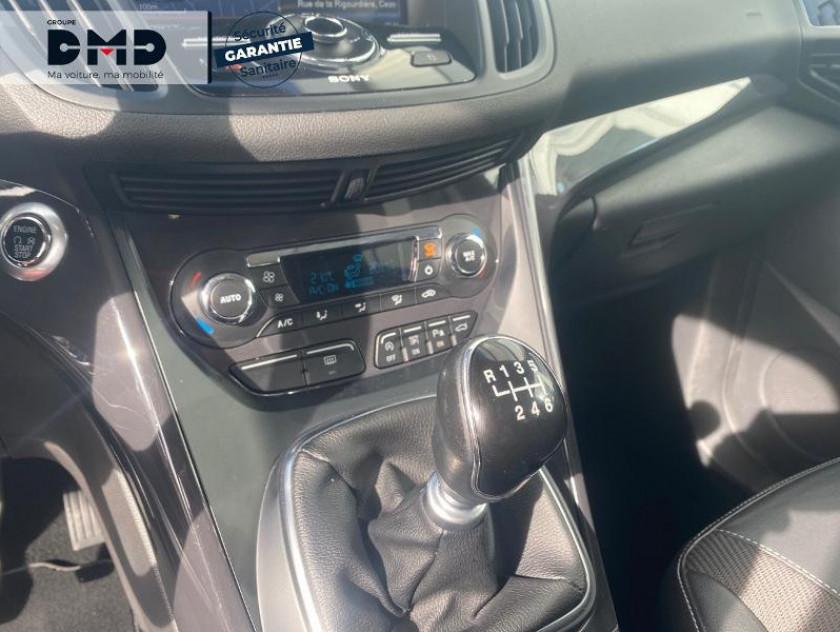 Ford Kuga 2.0 Tdci 150ch Sport Platinium - Visuel #8
