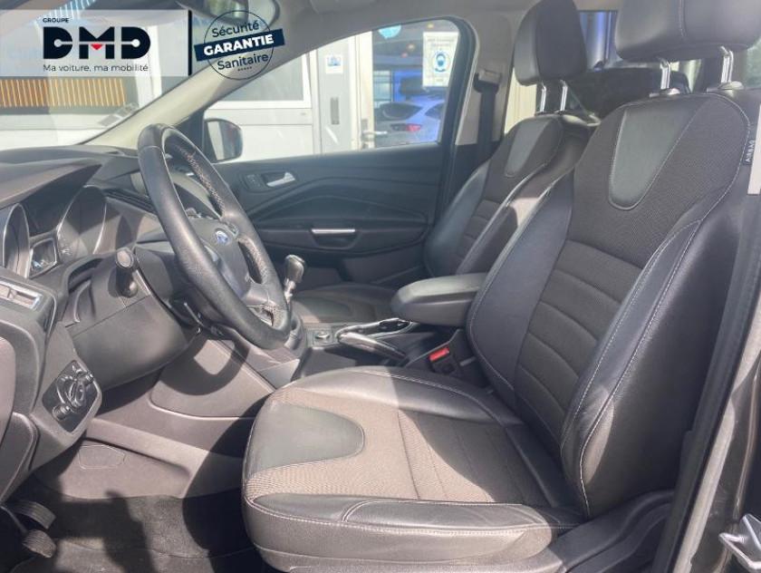 Ford Kuga 2.0 Tdci 150ch Sport Platinium - Visuel #9