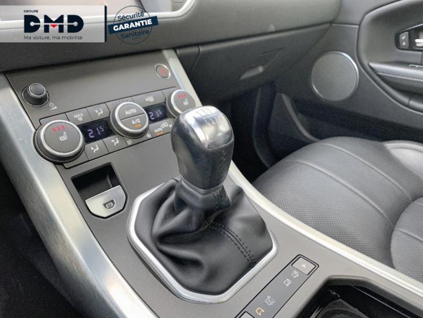Land Rover Evoque 2.0 Td4 150 Se Dynamic Mark V - Visuel #8