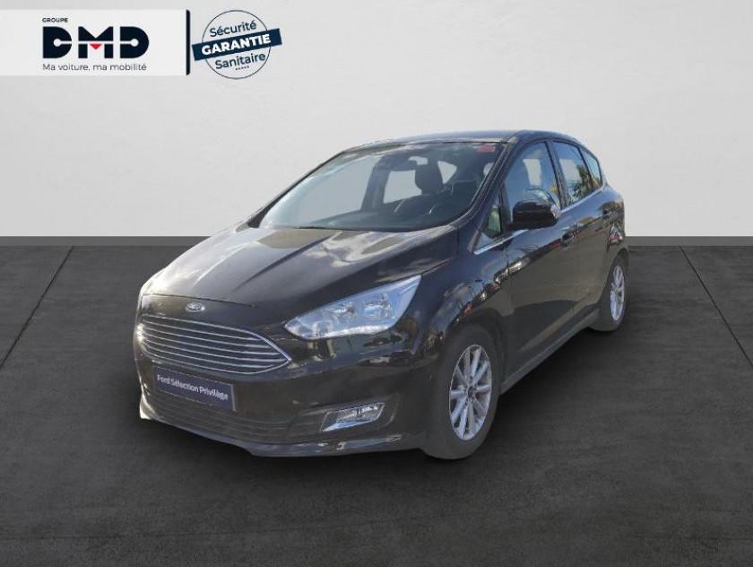 Ford C-max 1.0 Ecoboost 125ch Stop&start Titanium Euro6.2 - Visuel #1