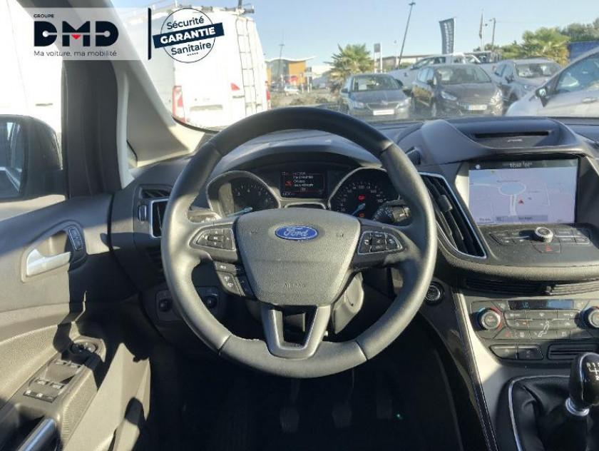 Ford C-max 1.0 Ecoboost 125ch Stop&start Titanium Euro6.2 - Visuel #7