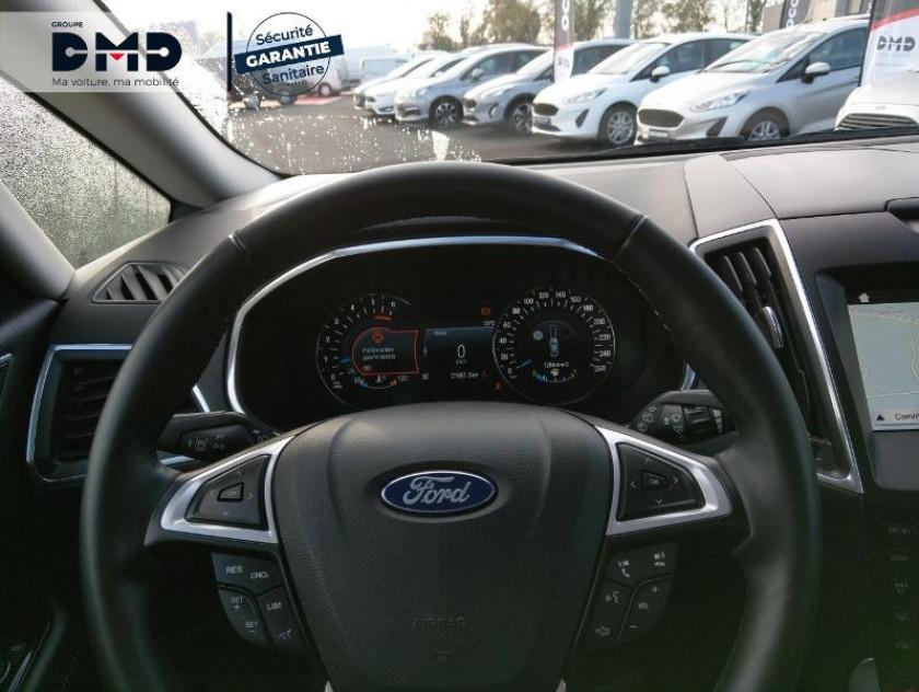 Ford S-max 2.0 Ecoblue 150ch Titanium Euro6.2 - Visuel #7
