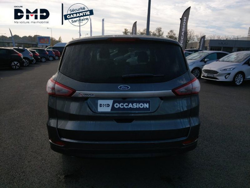Ford S-max 2.0 Ecoblue 150ch Titanium Euro6.2 - Visuel #11