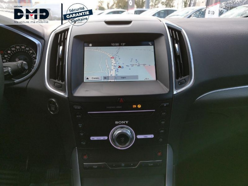 Ford S-max 2.0 Ecoblue 150ch Titanium Euro6.2 - Visuel #6