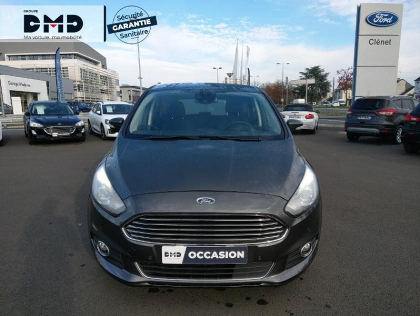 Ford S-max 2.0 Ecoblue 150ch Titanium Euro6.2 - Visuel #4
