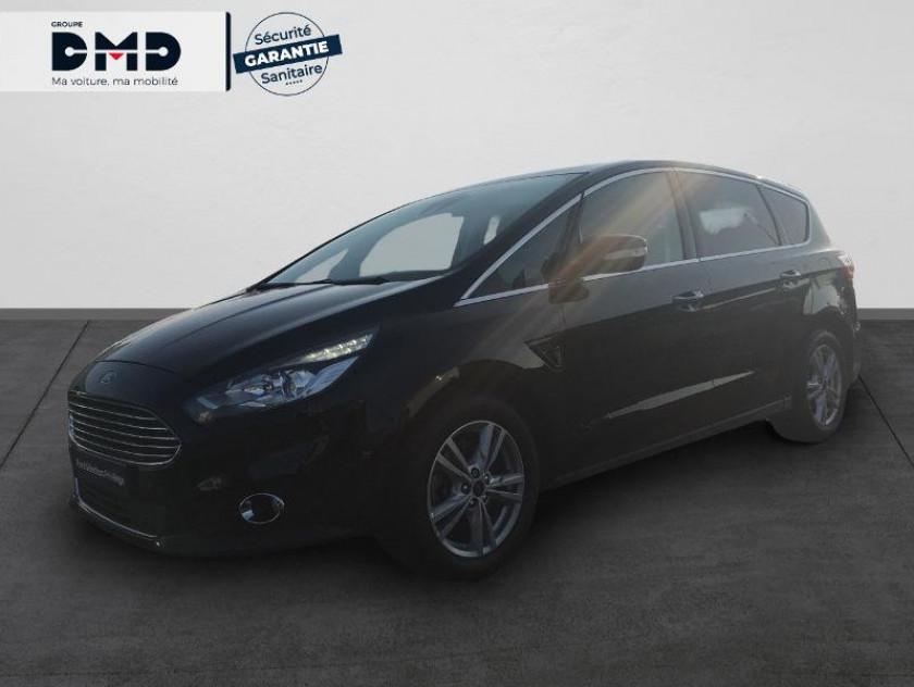 Ford S-max 2.0 Ecoblue 150ch Titanium Euro6.2 - Visuel #1