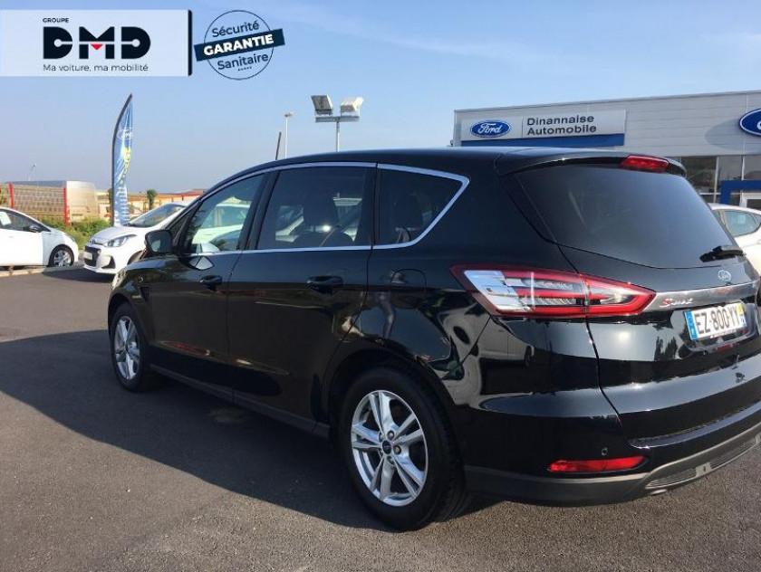 Ford S-max 2.0 Ecoblue 150ch Titanium Euro6.2 - Visuel #3