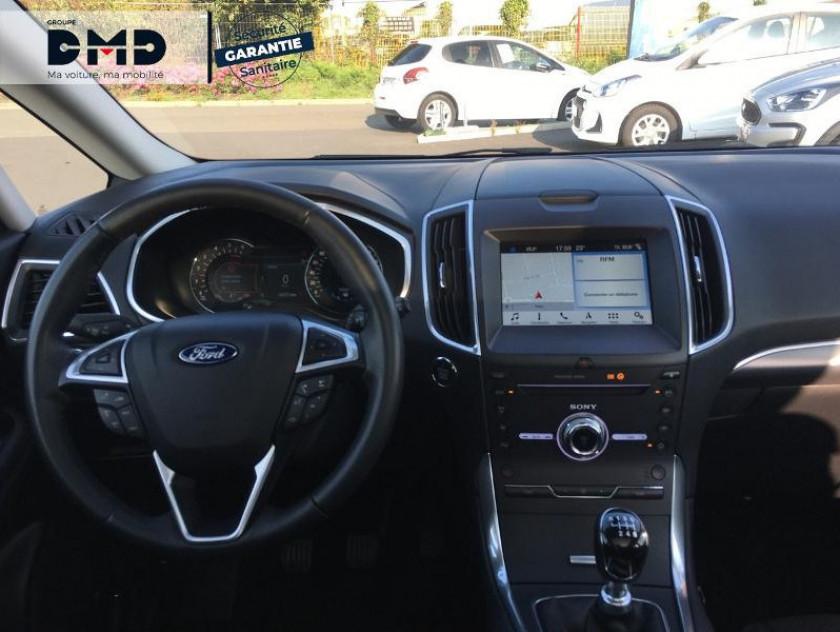 Ford S-max 2.0 Ecoblue 150ch Titanium Euro6.2 - Visuel #5