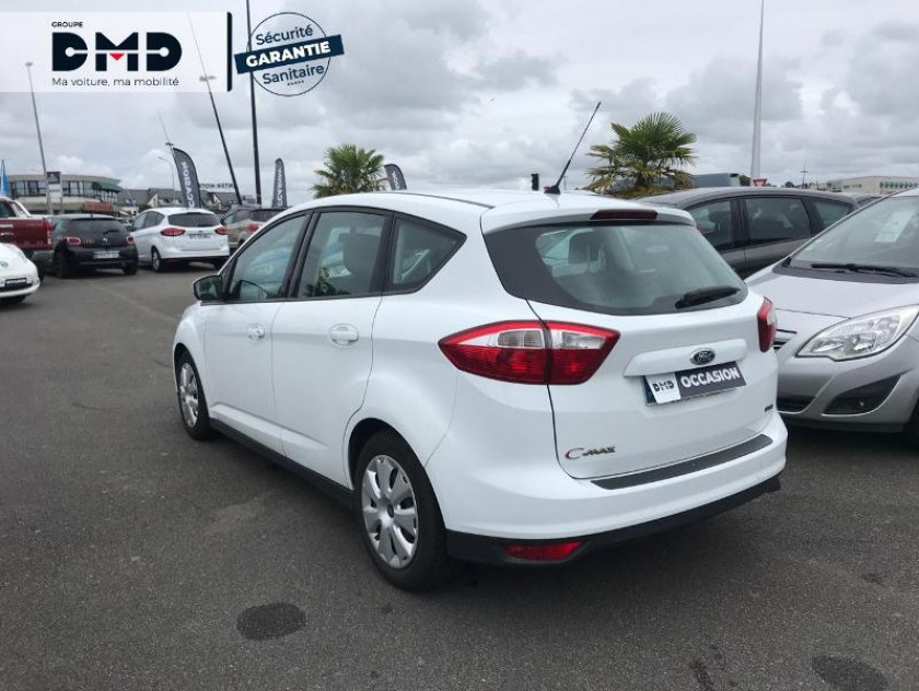 Ford C-max 1.0 Scti 100ch Ecoboost Stop&start Trend - Visuel #3