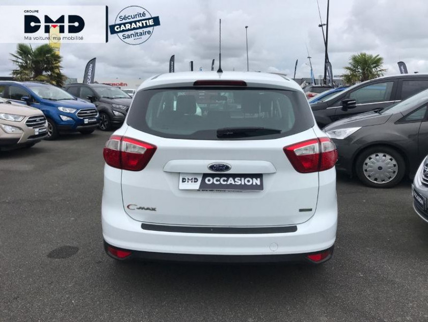 Ford C-max 1.0 Scti 100ch Ecoboost Stop&start Trend - Visuel #11