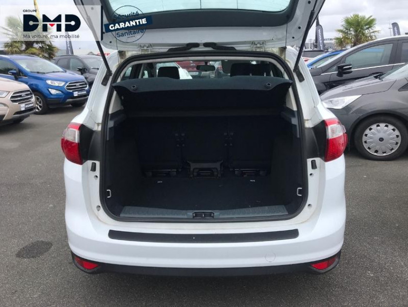 Ford C-max 1.0 Scti 100ch Ecoboost Stop&start Trend - Visuel #12