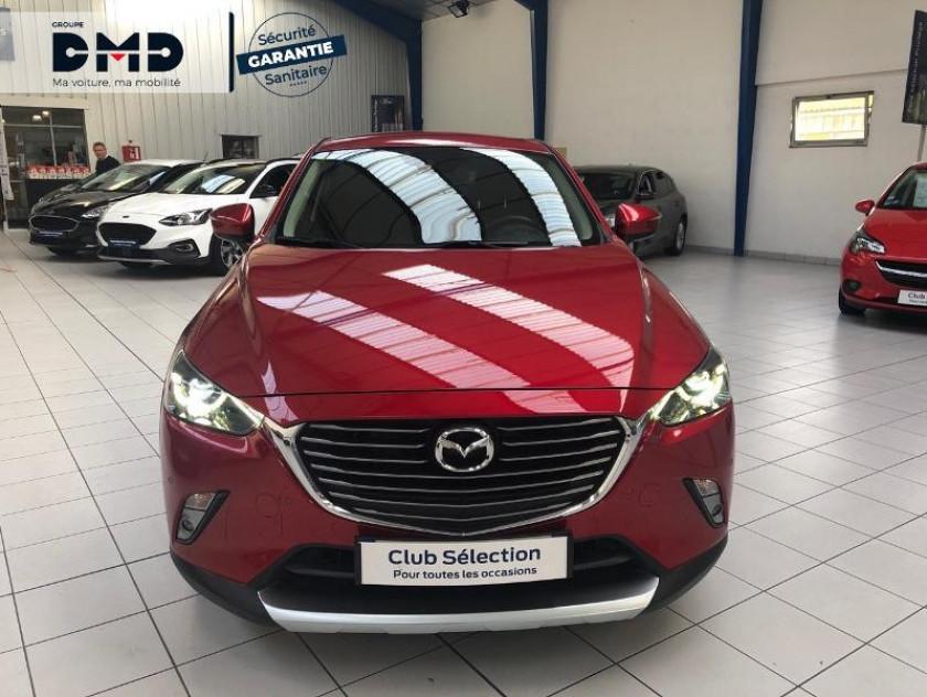 Mazda Cx-3 1.5 Skyactiv-d 105 Signature - Visuel #4