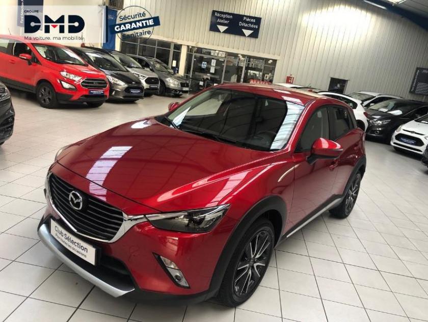 Mazda Cx-3 1.5 Skyactiv-d 105 Signature - Visuel #1