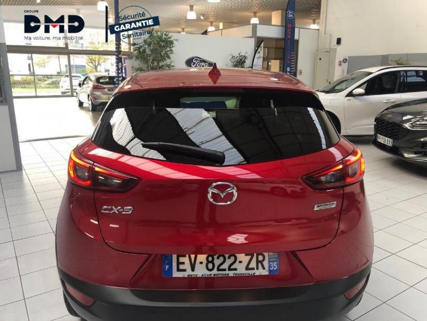 Mazda Cx-3 1.5 Skyactiv-d 105 Signature - Visuel #11