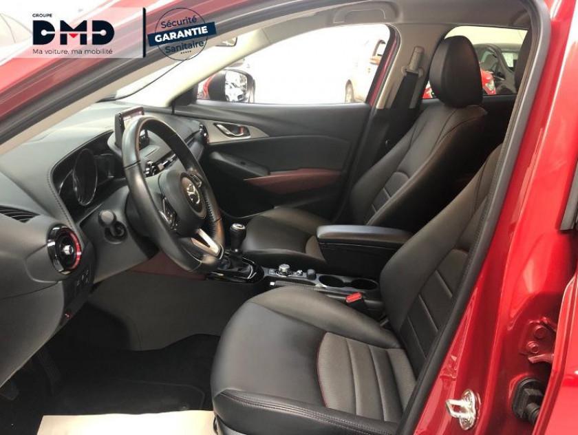 Mazda Cx-3 1.5 Skyactiv-d 105 Signature - Visuel #9