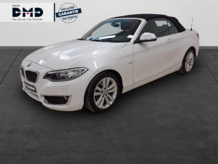 Bmw Serie 2 Cabriolet 218d 150ch Luxury