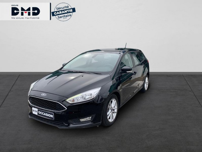Ford Focus Sw 1.5 Tdci 120ch Stop&start Executive Powershift - Visuel #1
