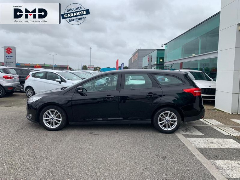 Ford Focus Sw 1.5 Tdci 120ch Stop&start Executive Powershift - Visuel #2