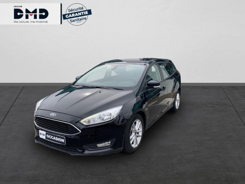 Ford Focus Sw 1.5 Tdci 120ch Stop&start Executive Powershift - Visuel #15