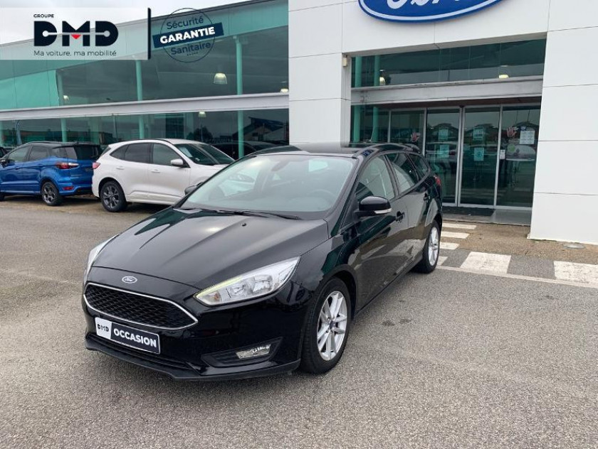 Ford Focus Sw 1.5 Tdci 120ch Stop&start Executive Powershift - Visuel #14