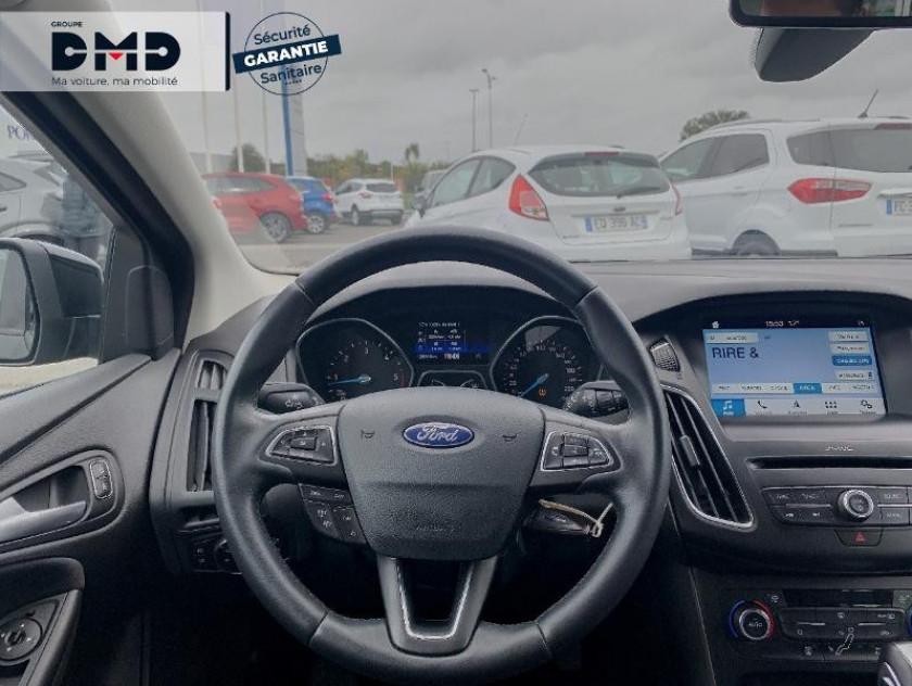 Ford Focus Sw 1.5 Tdci 120ch Stop&start Executive Powershift - Visuel #7
