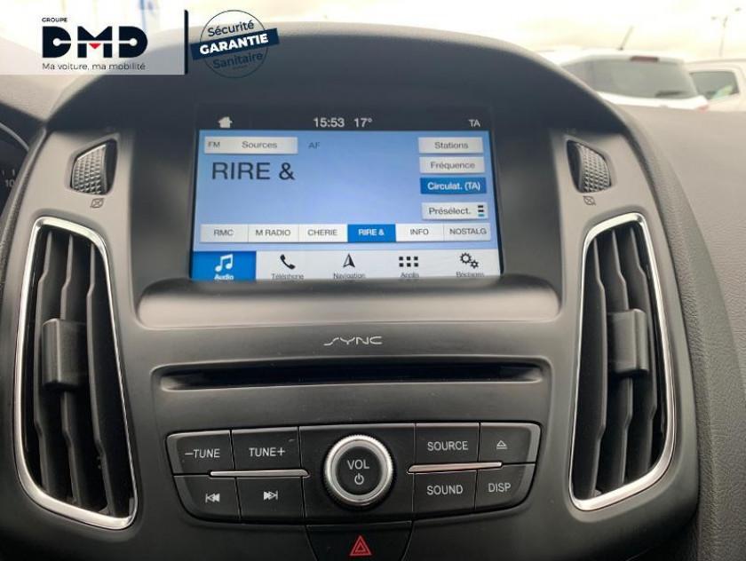 Ford Focus Sw 1.5 Tdci 120ch Stop&start Executive Powershift - Visuel #6