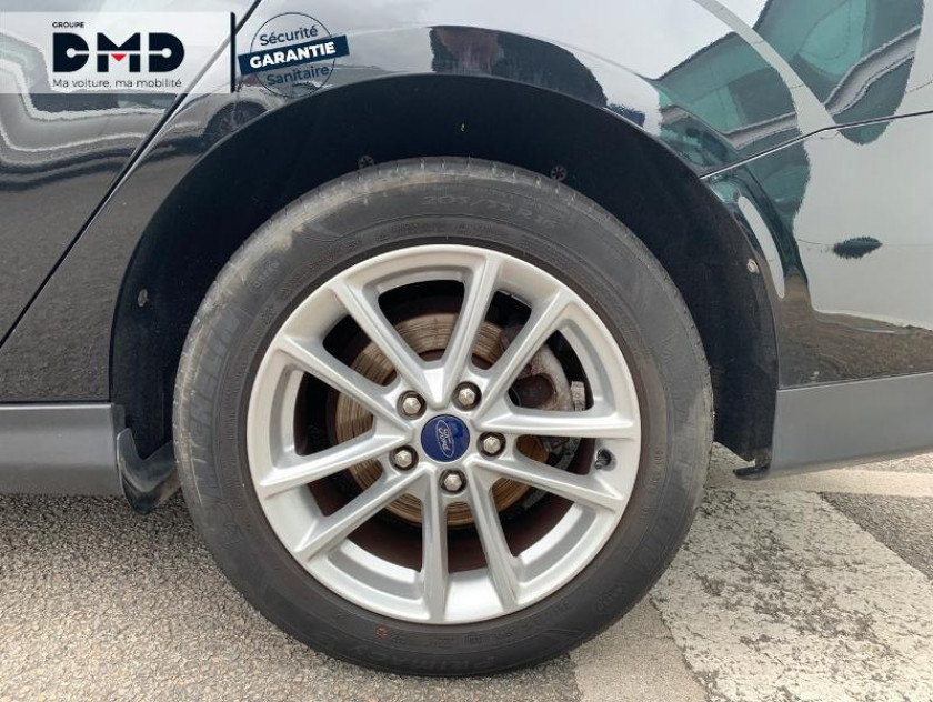Ford Focus Sw 1.5 Tdci 120ch Stop&start Executive Powershift - Visuel #13