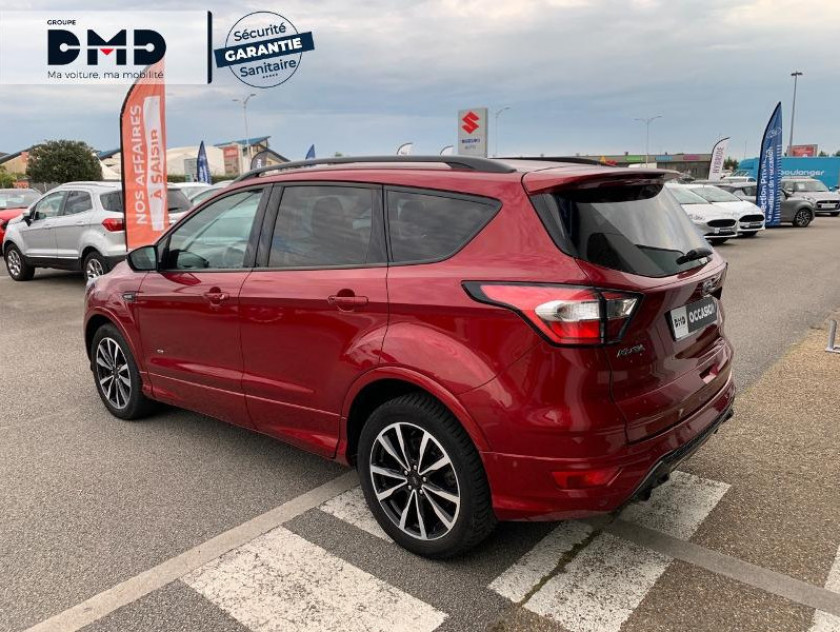Ford Kuga 2.0 Tdci 150ch Stop&start St-line 4x4 Powershift - Visuel #3