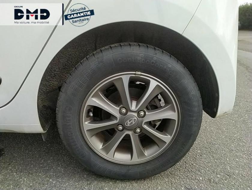 Hyundai I10 1.2 87ch Pack Sensation - Visuel #13