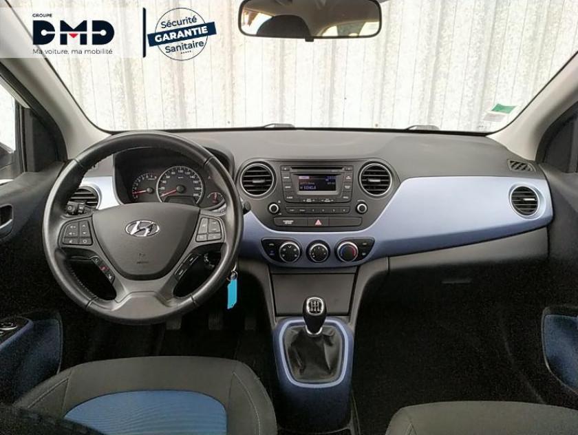 Hyundai I10 1.2 87ch Pack Sensation - Visuel #5