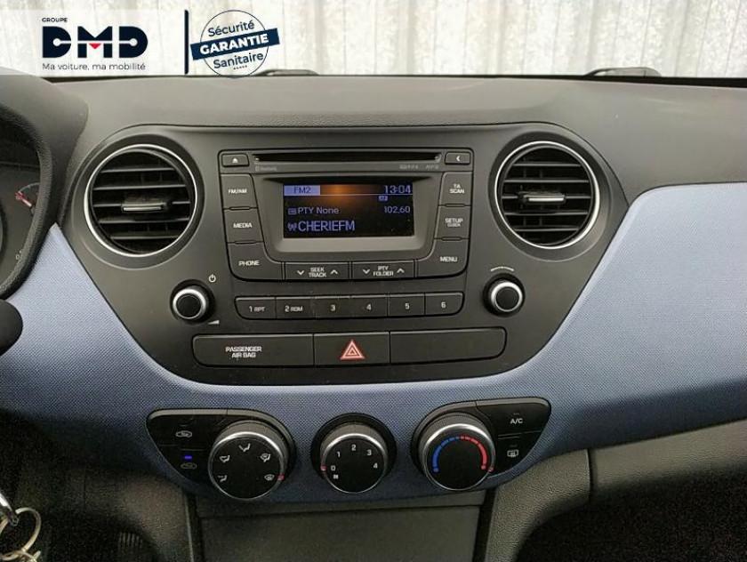 Hyundai I10 1.2 87ch Pack Sensation - Visuel #6