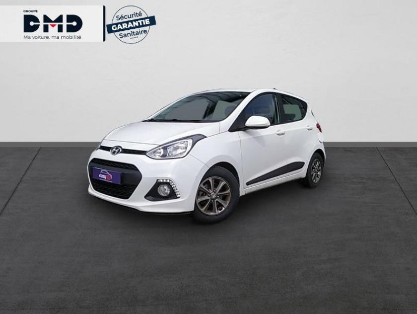 Hyundai I10 1.2 87ch Pack Sensation - Visuel #1