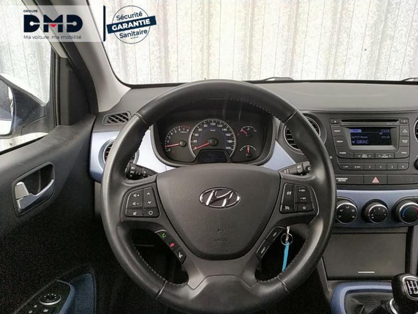 Hyundai I10 1.2 87ch Pack Sensation - Visuel #7